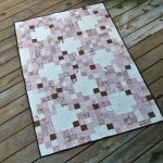Blogger's Quilt Festival: Daisy Chain Finished!