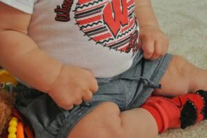 girl baby shorts
