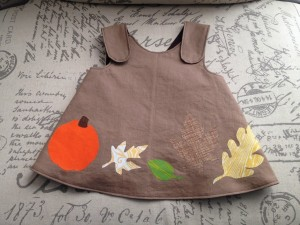 Fall applique