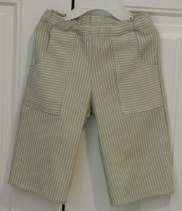 KCW Day 3 - Complete pants