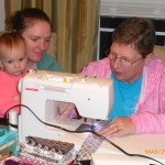Teaching Quilting