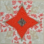 Star Fruit Paper Piecing Pattern