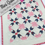 One of Those Days Mini Quilt