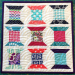 Mini quilts everywhere