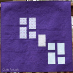 Nature of Purple Quilt